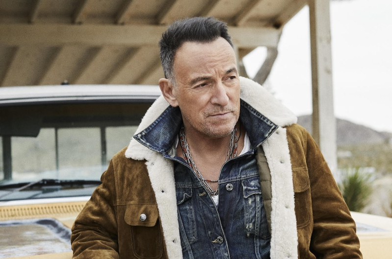 Entertainment: Bruce Springsteen to Release 19th Studio
