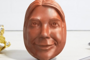 You Can Gift A Chocolate Egg That Looks EXACTLY Like Your Face