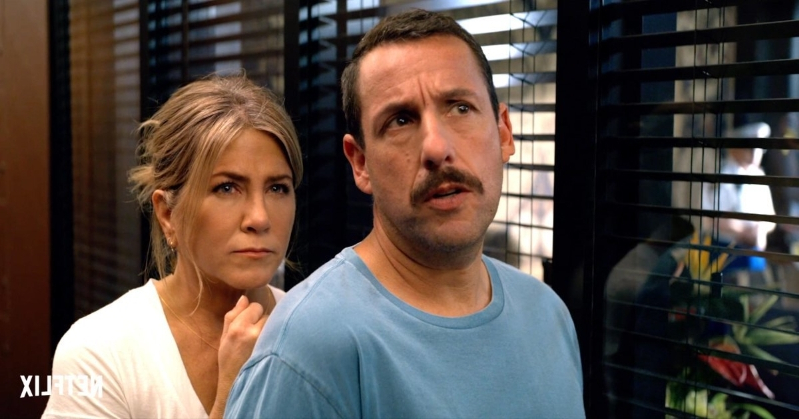 Entertainment: Adam Sandler and Jennifer Aniston are framed