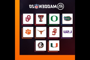 Colleges make another video game appearance with upcoming 'Madden NFL 20'