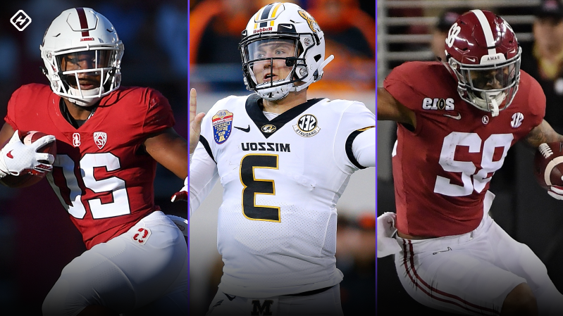 Nfl Draft 2019 Best Available Sport: NFL Draft 2019: Best players available for second, third