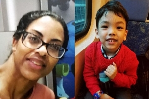Peel Regional Police asking for public's help to find missing 5-year-old last seen with mother