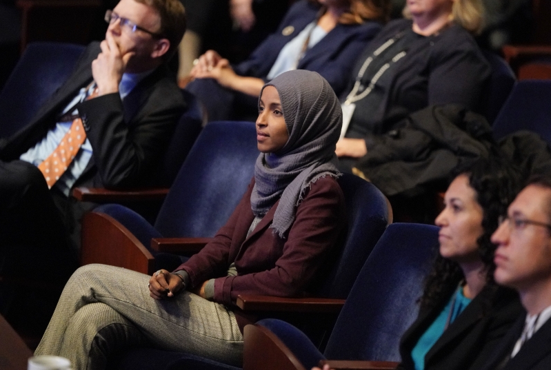politics  twitter ceo jack dorsey called rep  ilhan omar after trump u2019s tweet sparked a flood of