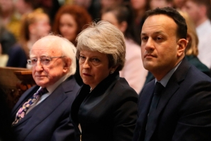 'What is now needed is actions' - Taoiseach and British Prime Minister confirm new Stormont talks