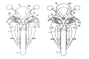 Yamaha patent drawings hint at its future electric motorcycle plans