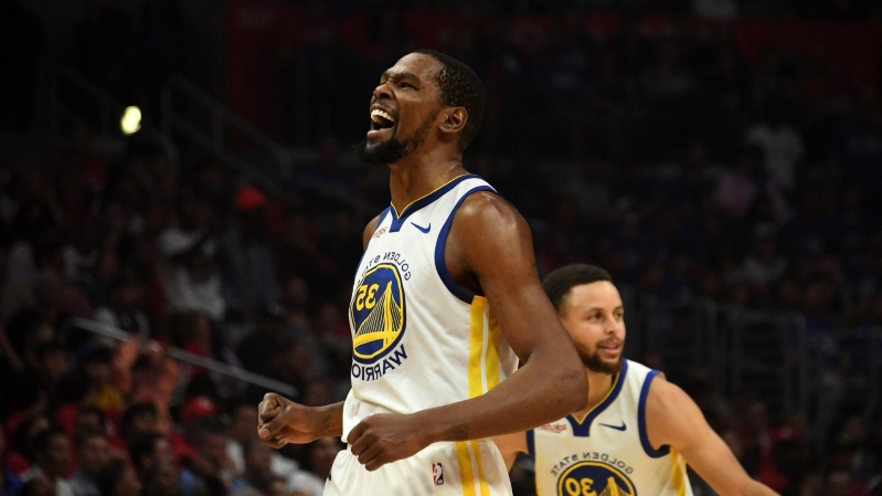 2f39baa35322 Sport  Kevin Durant has never been this unstoppable - PressFrom - US