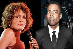 Chris Rock Slammed By Whitney Houston Fans After Making 'Tasteless' Drug Joke