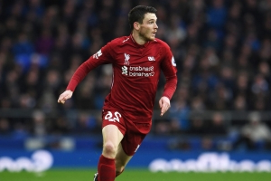 Andy Robertson named PFA Community Champion