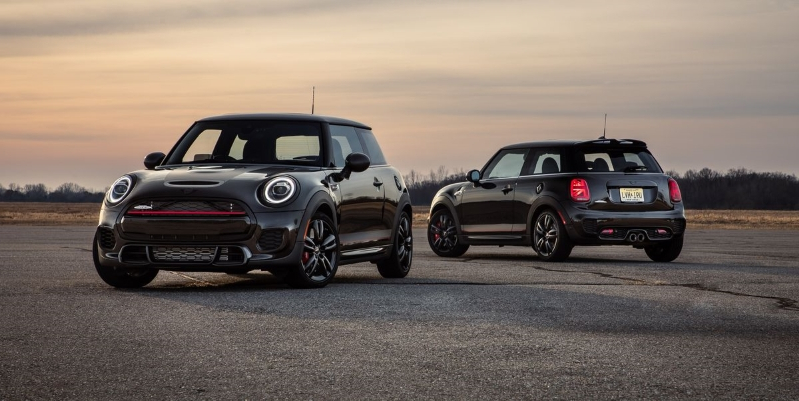 Reviews The 2019 Mini Cooper John Cooper Works Hardtop Places Style