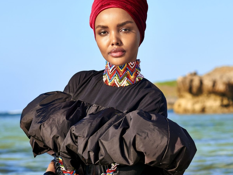 aee957dd23f7c Halima Aden Is The First To Model A Burkini In Sports Illustrated