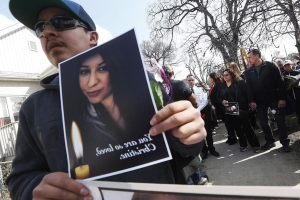 Jury trial hears about killing of Indigenous woman found in shallow grave