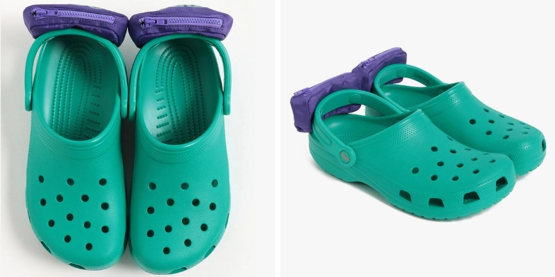 81dbae4ce625 Style  These Crocs Have Fanny Packs