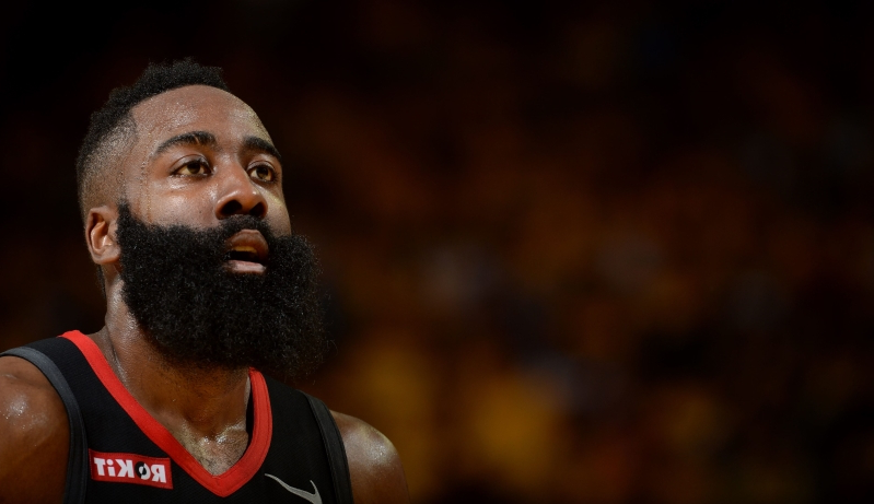 08c493f362e7 WATCH  Steve Kerr opened his press conference by mocking James Harden