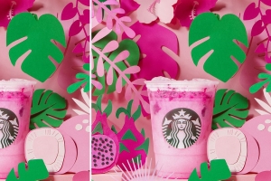 You'll Want To Sip Starbucks' New Hot-Pink Dragon Drink All Summer Long