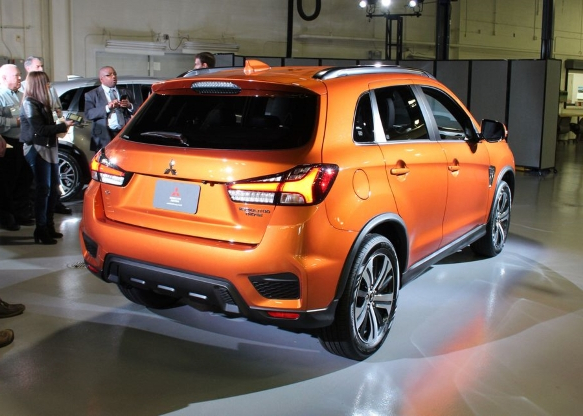 2020 Mitsubishi Outlander Sport: Updated Styling And Infotainment System, Release, Price >> 2020 Mitsubishi Outlander Sport Updated Styling And Infotainment