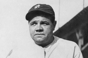 Babe Ruth rookie card discovered in $25 piano sells at auction for $130,053