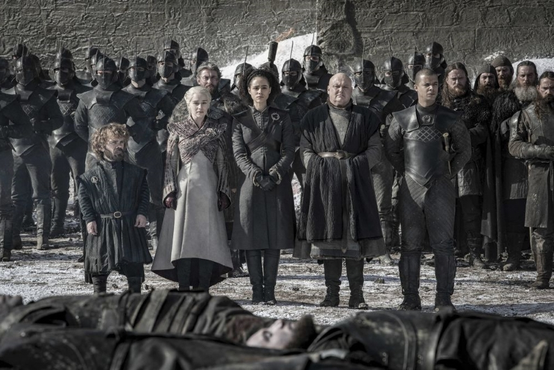 Game of Thrones releases photos from episode 4 of season 8