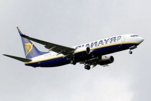 Group of 'unruly passengers' on Ryanair flight from Dublin Airport arrested after causing havoc on plane to Malta