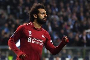 Liverpool's Salah shortlisted for Premier League Player of the Month