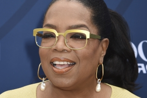 Oprah Winfrey Says She's 'So Proud' of Meghan Markle (Exclusive)