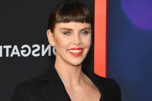 Charlize Theron Was Hospitalized for Five Days After Laughing Too Hard While Watching 'Borat'
