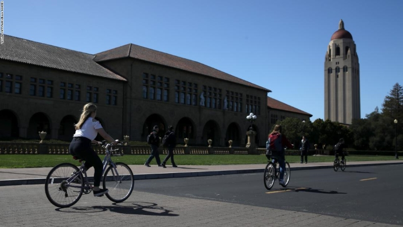 Crime: Family of Chinese student admitted to Stanford paid $6 5