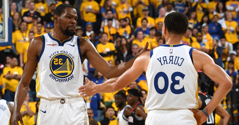 b324fe9bbfeb Kevin Durant s Brilliance Has Blanketed Steph Curry s Consistency