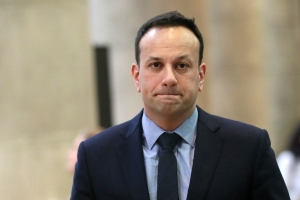 'Trying to shout people down is profoundly anti-democratic' - Varadkar responds as meeting disrupted by protesters
