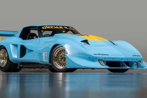 Fully Restored 1 of 2 1977 Chevrolet Corvette IMSA SuperVette