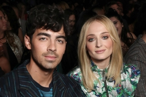 Joe Jonas Shares First Photo of New Wife Sophie Turner Hours After Pair Get Hitched in Las Vegas