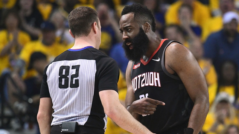 4033ca4549e Sport  NBA playoffs 2019  Referees to host live Twitter Q A during ...