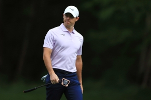 Rory McIlroy still in Wells Fargo Championship mix despite disastrous Friday finish
