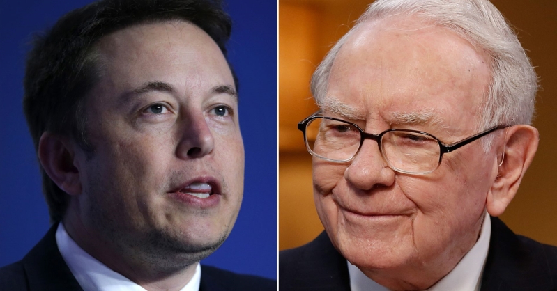 Buffett on Tesla's plan to sell insurance: 'I'd bet against any company in the auto business'
