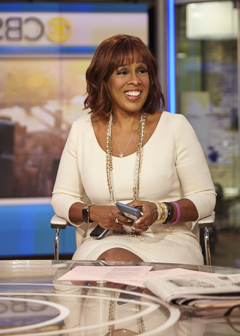Entertainment: Gayle King finally inks huge deal to stay at