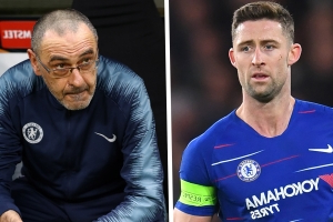 'It's very hard to respect Sarri' - Cahill hits out at Chelsea boss after 'terrible' end to Blues career