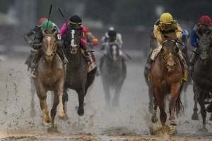 Saints troll Kentucky Derby after controversial ending