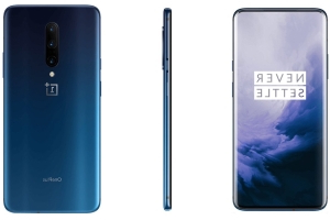 This is the brand new OnePlus 7 Pro, and it looks fantastic