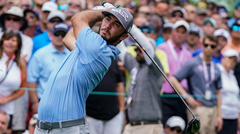 Wells Fargo Championship final round live blog: Three-way tie for lead