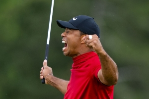Woods' Masters win inspirational to Gary Player