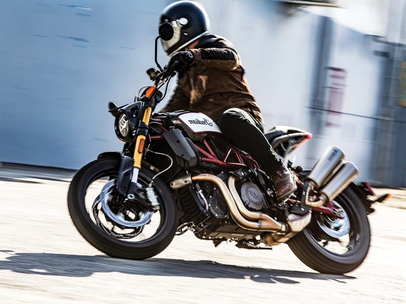 2019 Indian FTR1200 First Ride Review
