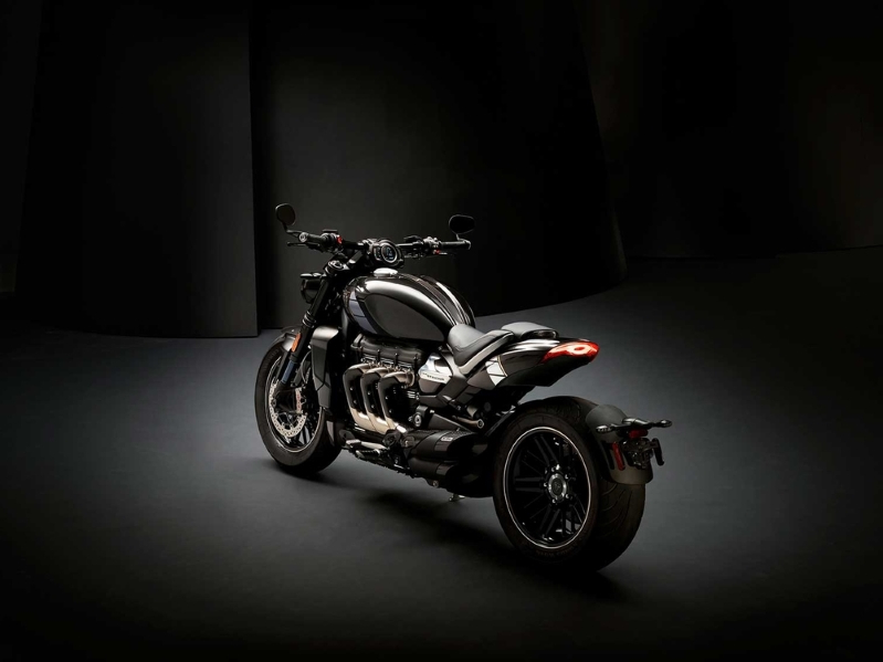 Check Out Triumph's Biggest Bike Yet, The 2019 Rocket 3 TFC