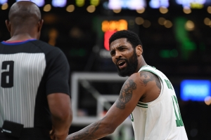 Report: Kyrie Irving will not be fined for criticizing officials