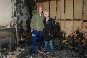 'We have nothing to do with drugs feud' Innocent couple homeless after petrol bomb thrown at Drogheda house