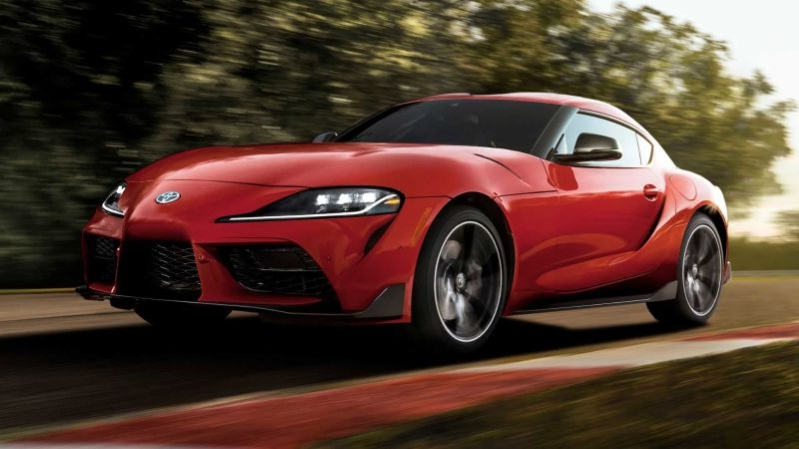 58c2c62707 Reviews: Why the 2020 Toyota Supra Has a BMW Inline-Six (and Why the ...