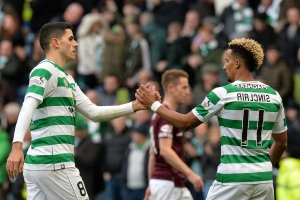 Celtic's Tom Rogic linked with summer move to join Leicester
