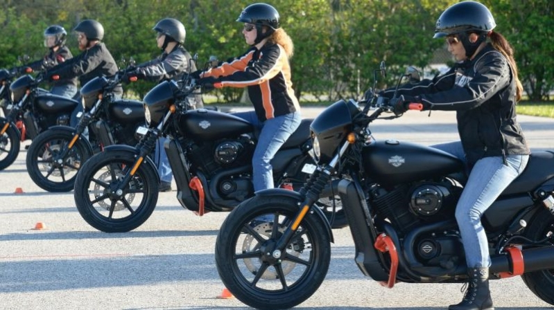 Harley-Davidson Offers Students An Opportunity To Ride For College Credit
