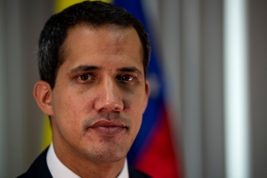 Juan Guaidó suggests he's open to an American military option