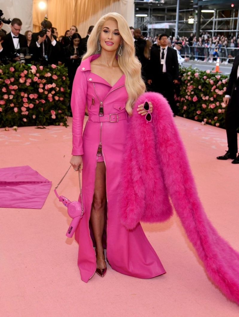 Kacey Musgraves Is a Barbie Doll on the Met Gala Red Carpet