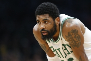 Kyrie Irving defends himself for taking so many shots in loss