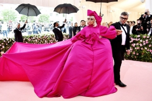 Lady Gaga Just Had 4 Outfit Changes on the Met Gala Red Carpet and We're Deceased